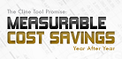Measurable Cost Savings